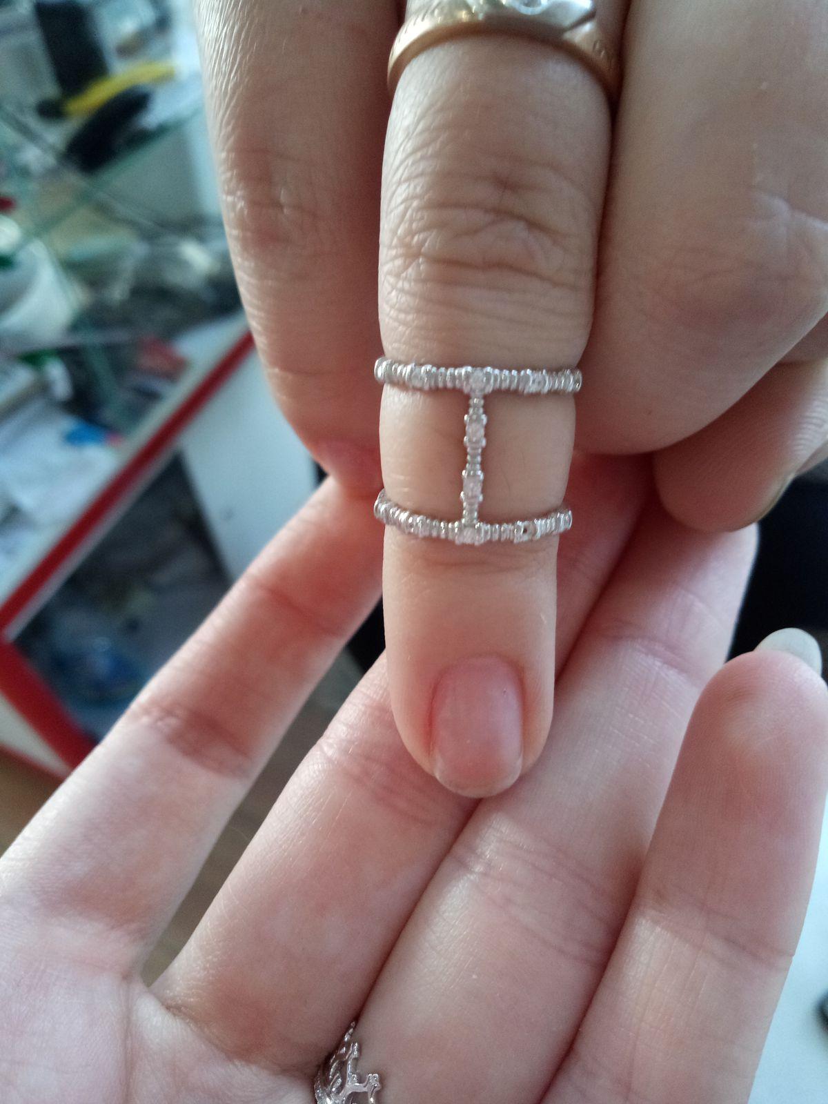 Фаланговое кольцо.