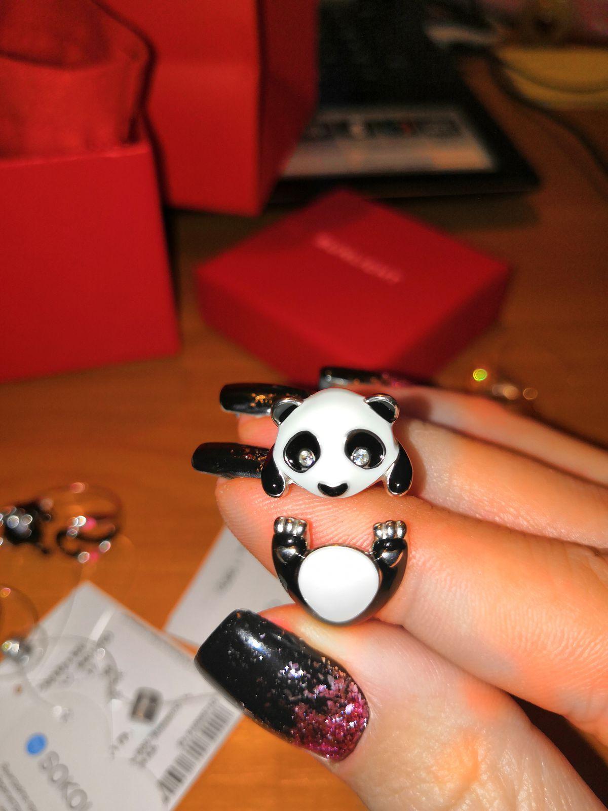 Просто мимимишная панда