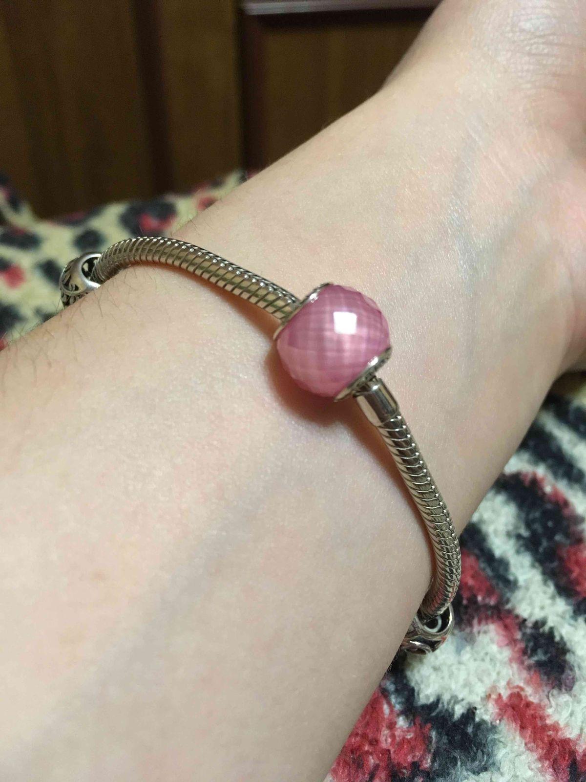 Розовый шармик 💕