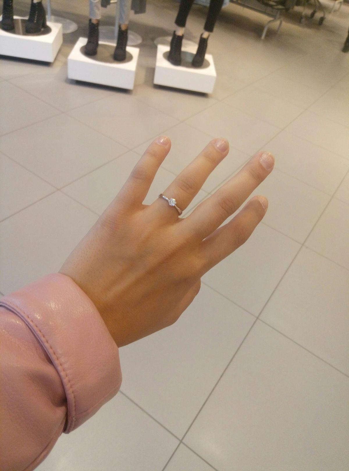 Симпатичное кольцо