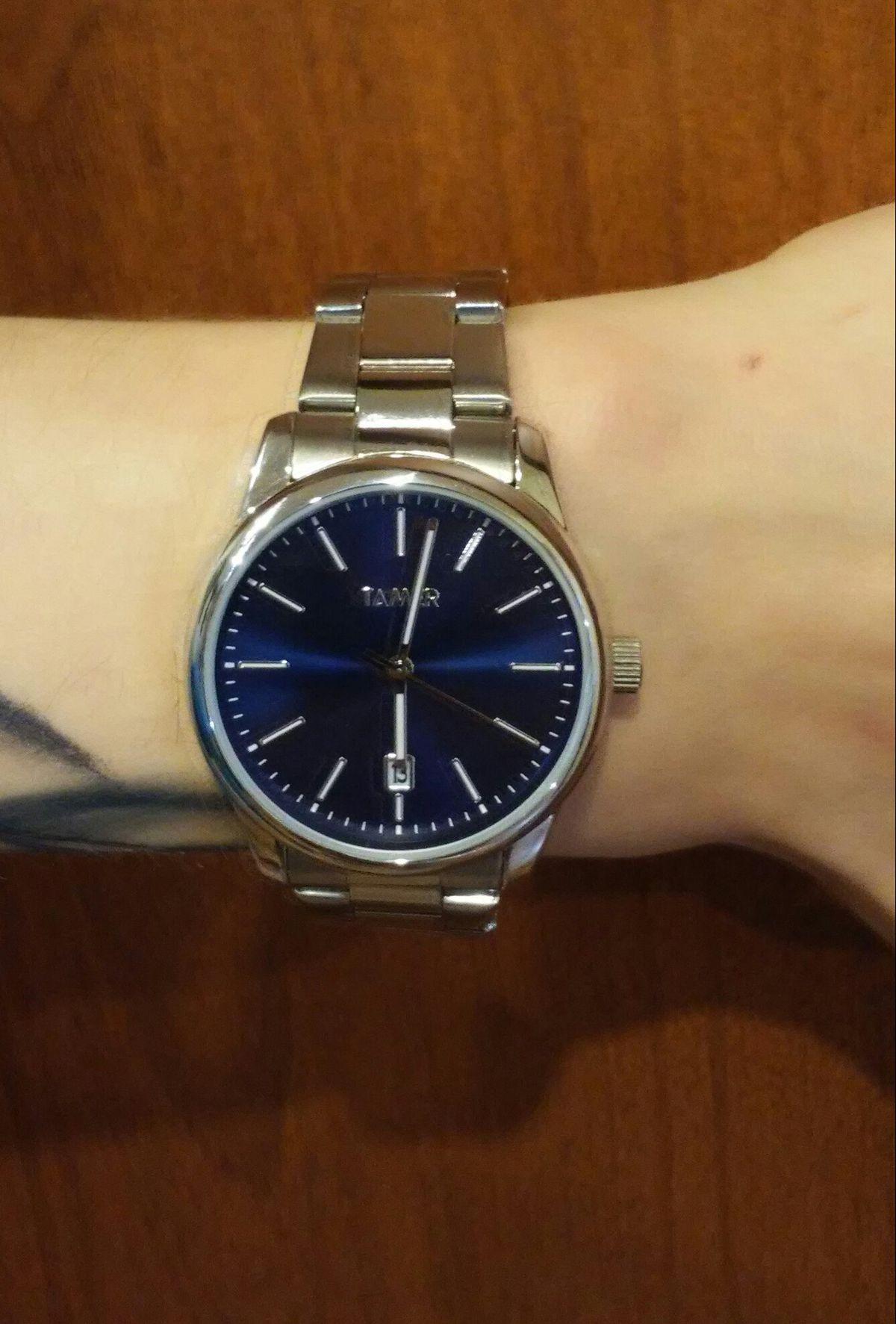 Часы TU395ASN-11BS