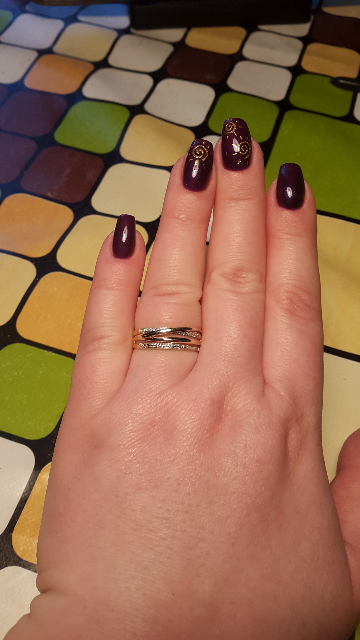 Кольцо волшебное!