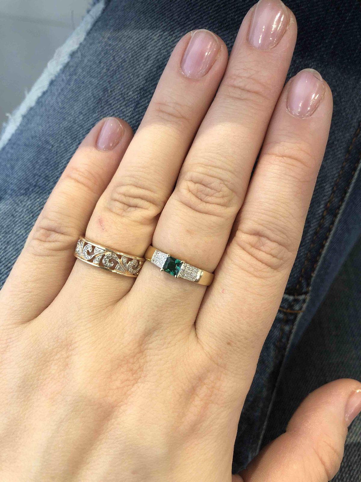 Отличное кольцо 👍👍