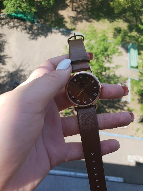 Хорошие часы. Материал не лопается