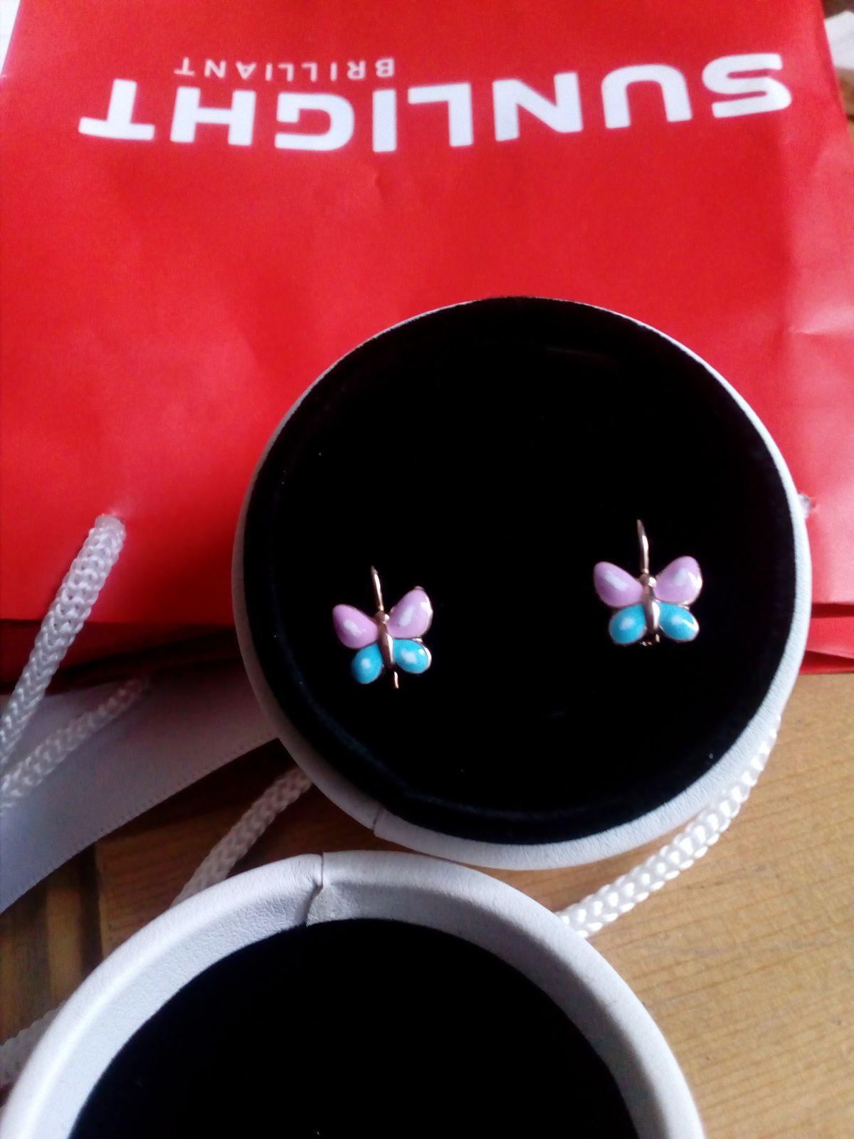 Миленькие бабочки