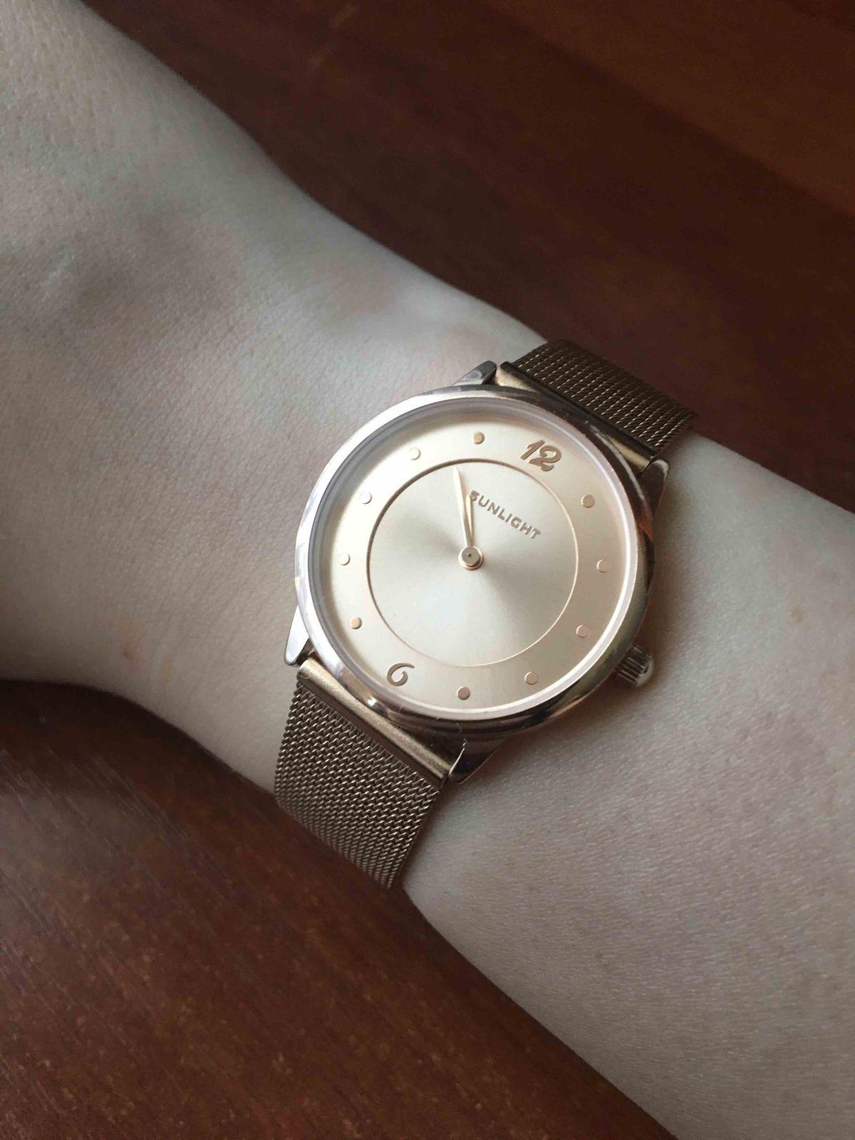 Очень красивые и качественные часы!
