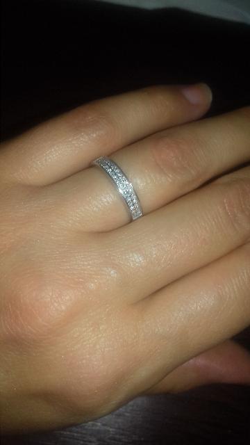 Красивое кольцо, ношу с удовольствием!