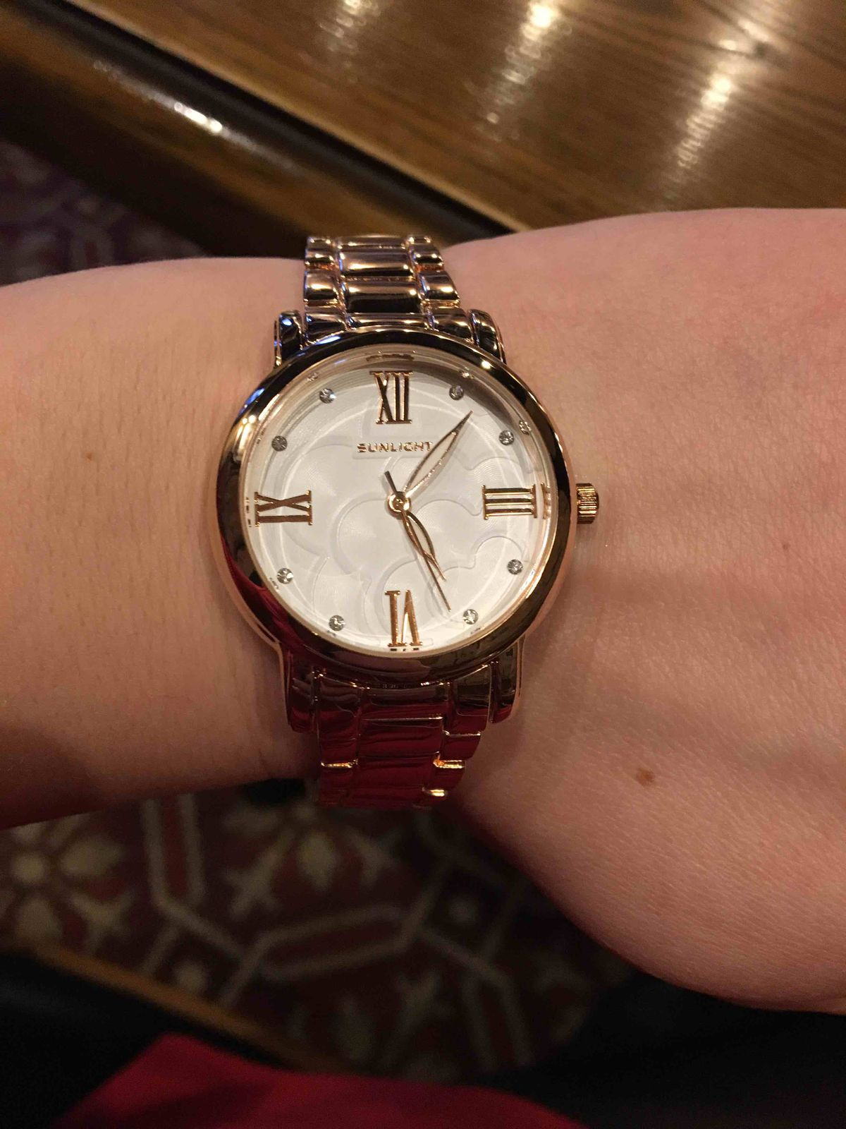 Отличные часы по отличной цене