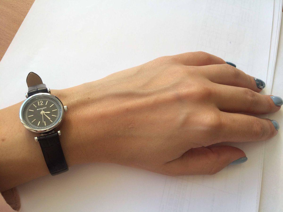 Отличные часы! я очень довольна покупкой!