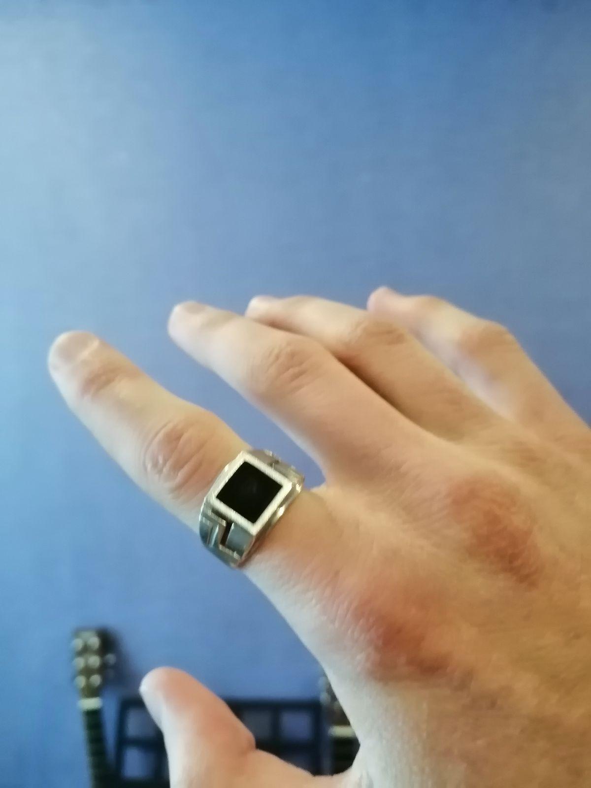 Хорошее кольцо-печатка