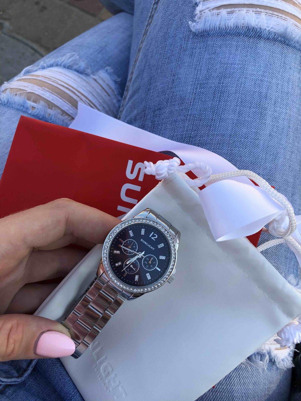 Часы которые давно хотела