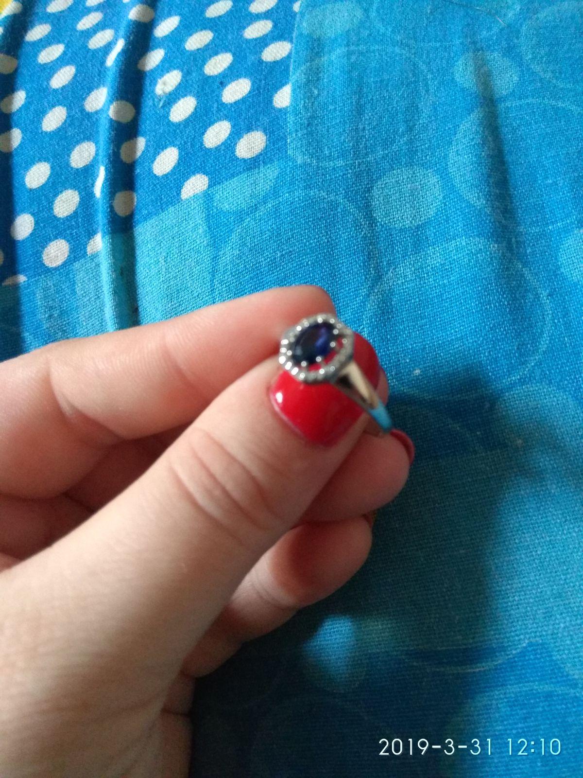 Кольцо в комплект