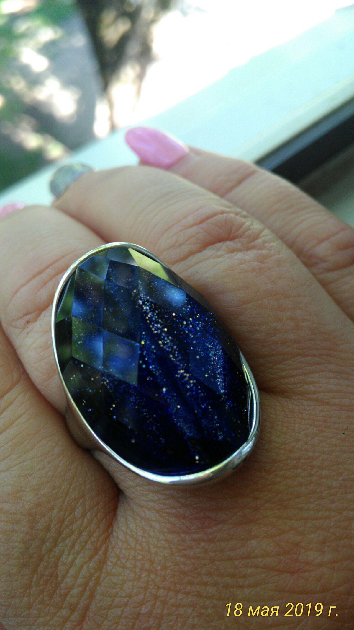 Самое прекрасное и уже любимое кольцо!
