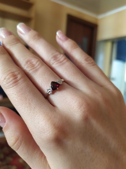 Первое кольцо в которое я влюбилась.