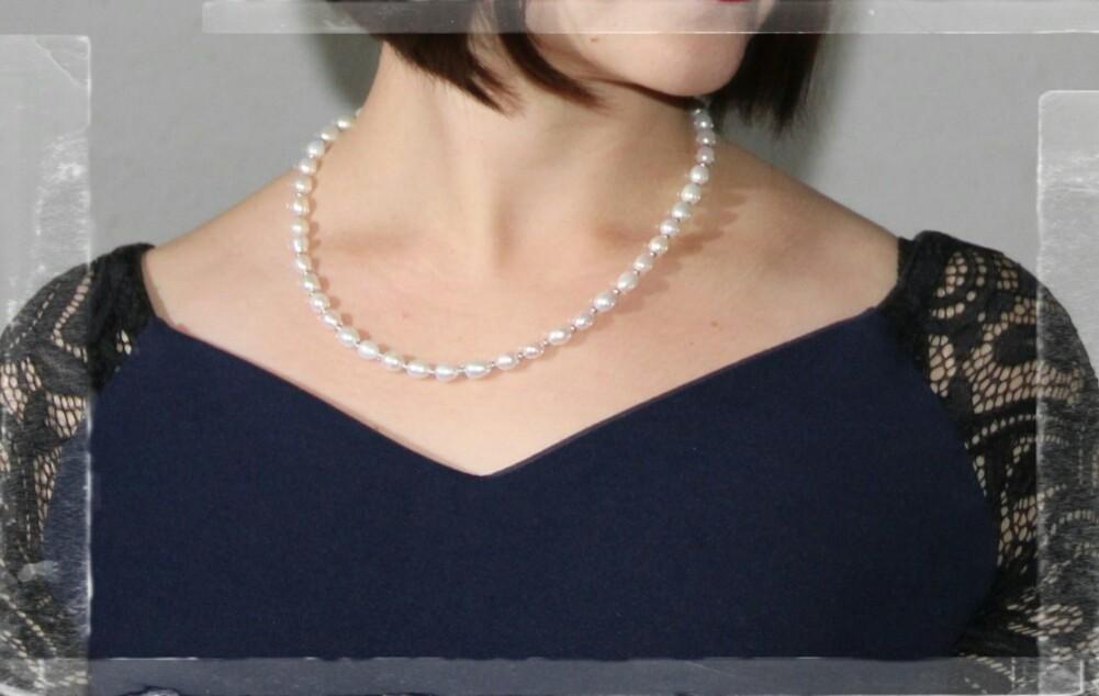 Ожерелье из жемчуга.