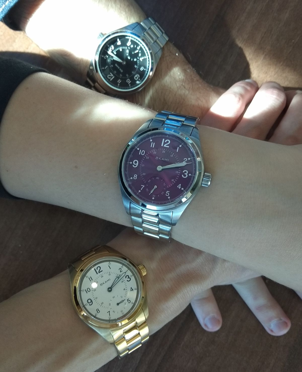 Невероятно удобные часы!