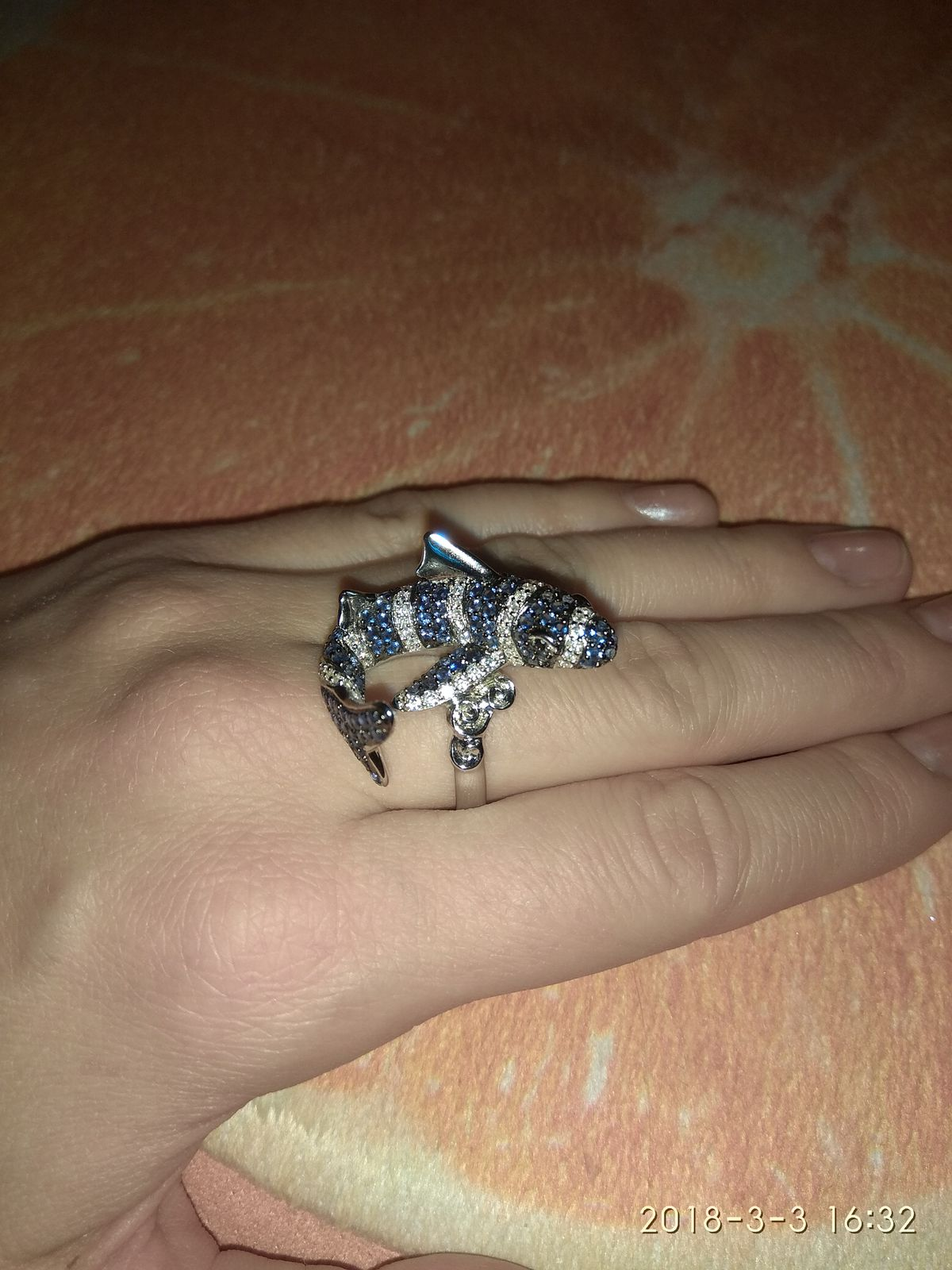 Серебряная Акула