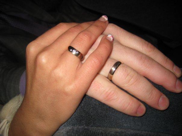 Кольцо очень понравилось моей девушке
