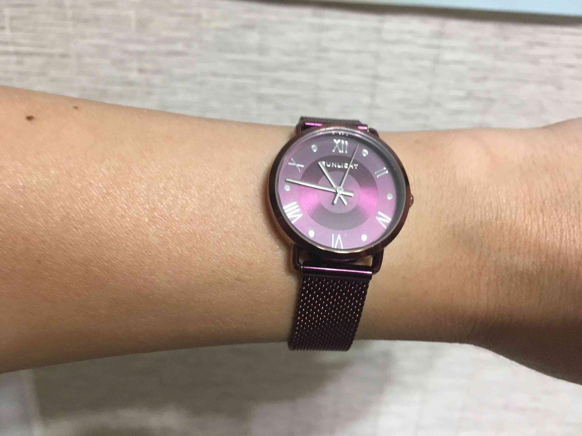 Очень стильные часы - мои любимые
