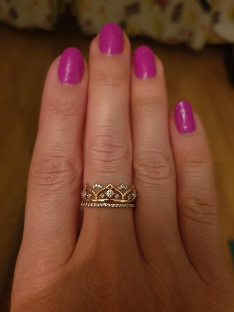 Самое лучшее кольцо ))
