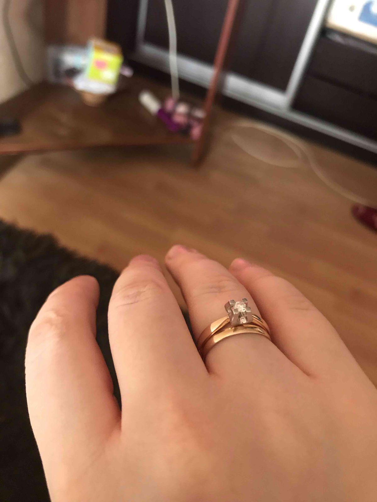 Великолепное кольцо, я восторге!