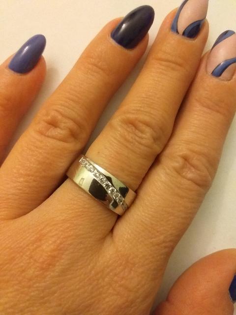 Кольцо.серебро