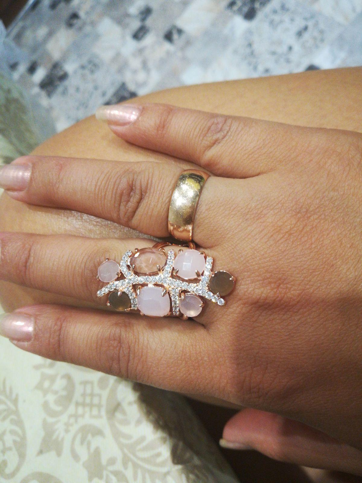 Крупное кольцо с алпанитом