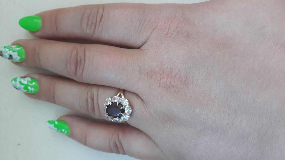 Кольцо, как у леди Ди