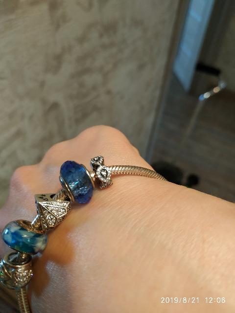 Алмаз на вашем браслете