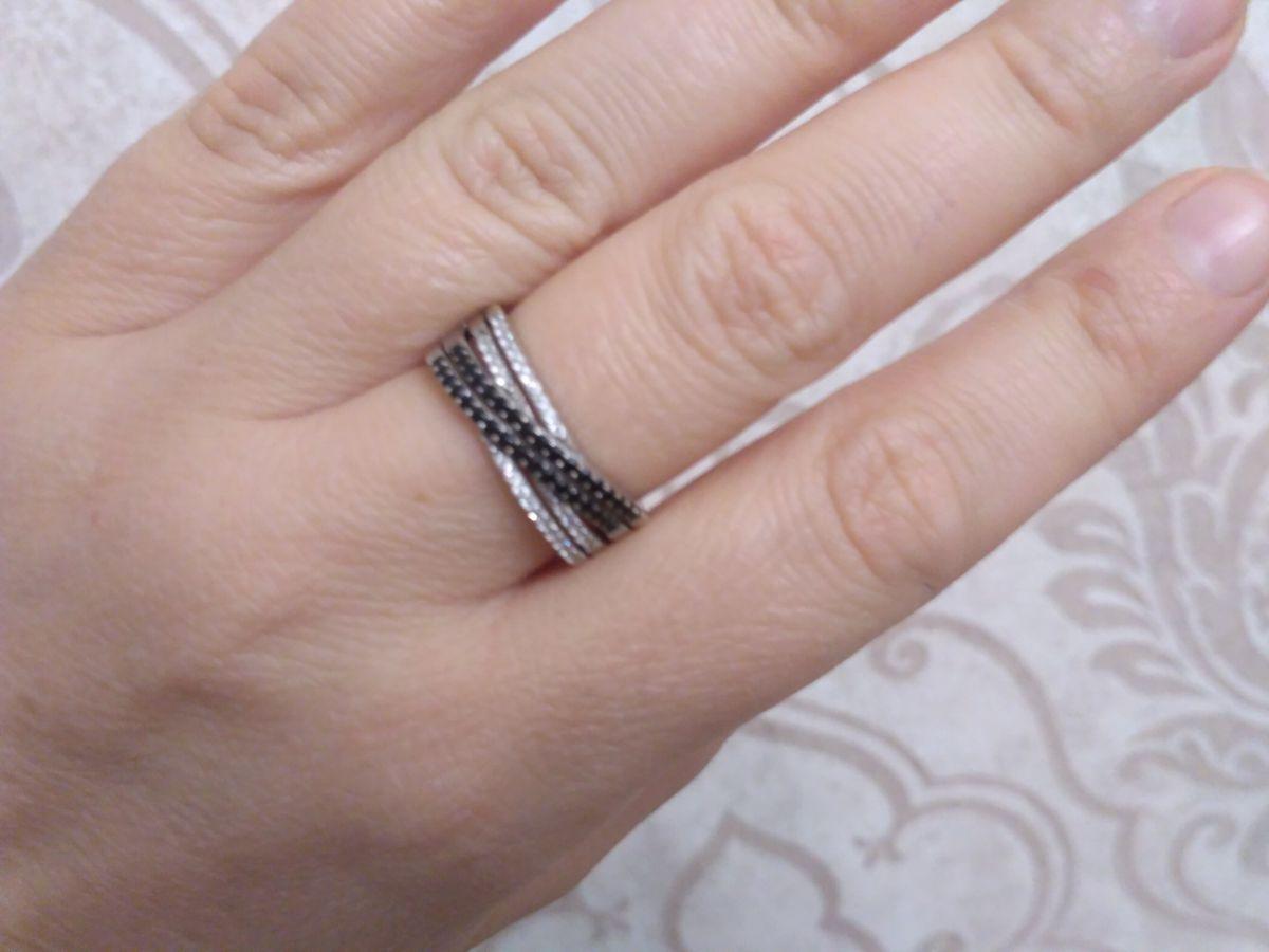 Кольцо идеальное, стильное