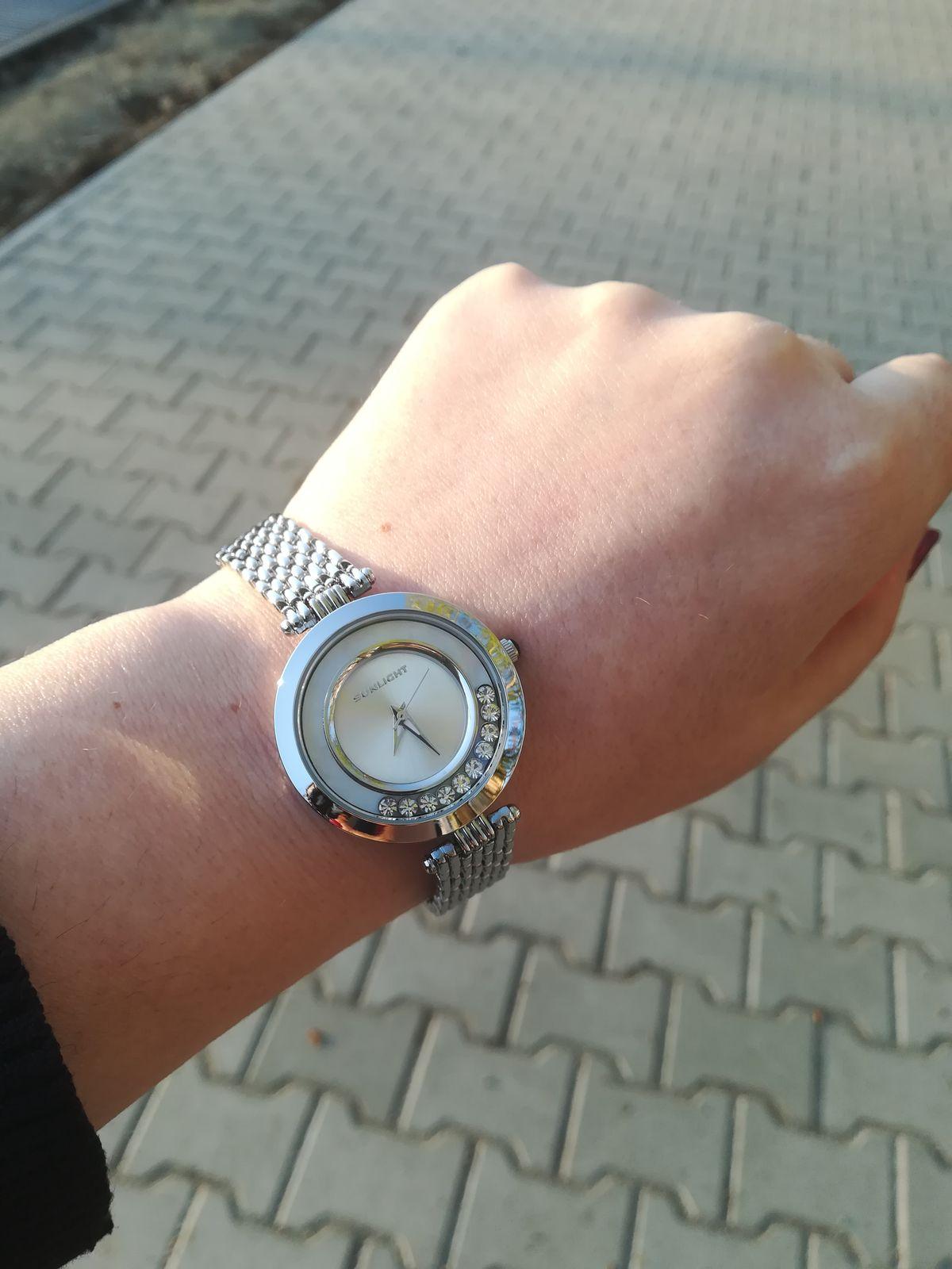 Часики блеск!