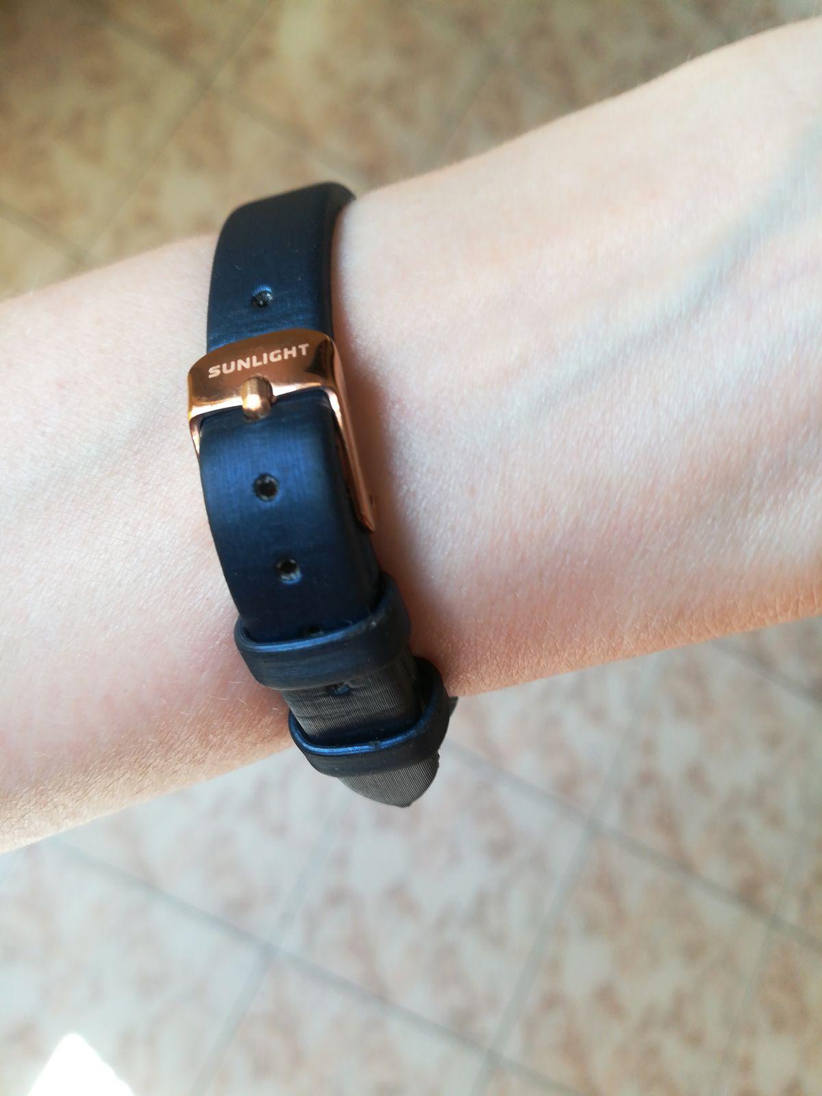 Мои первые часы от санлайт