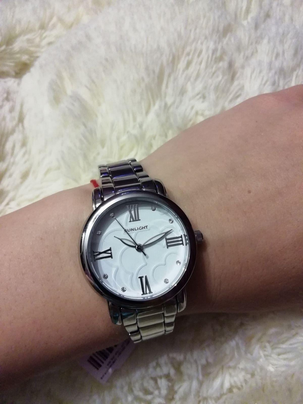 Часики в подарок)⌚⌚⌚