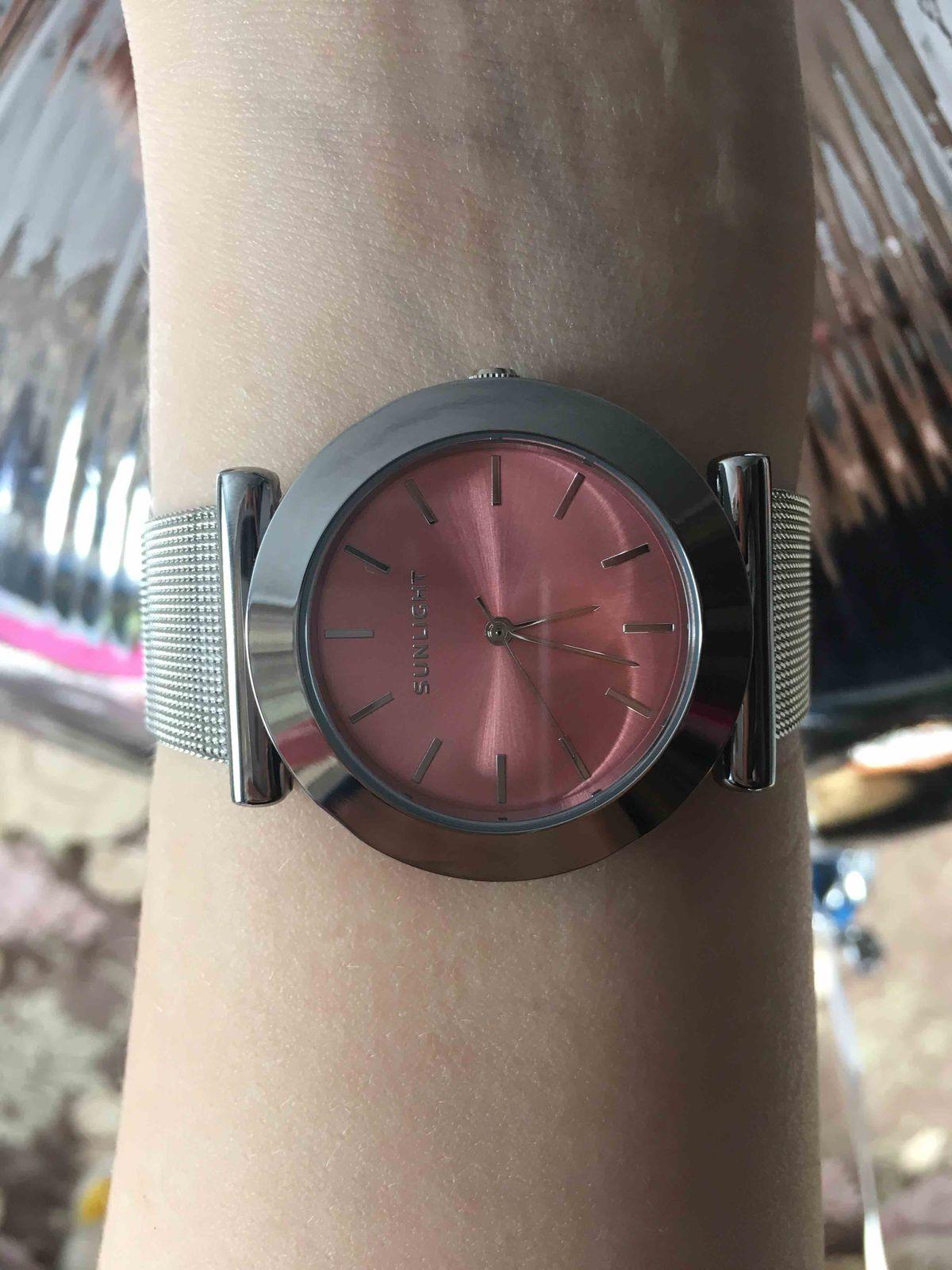 Это теперь мои любимые часы
