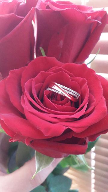 Кольцо из золота,с фианитами.