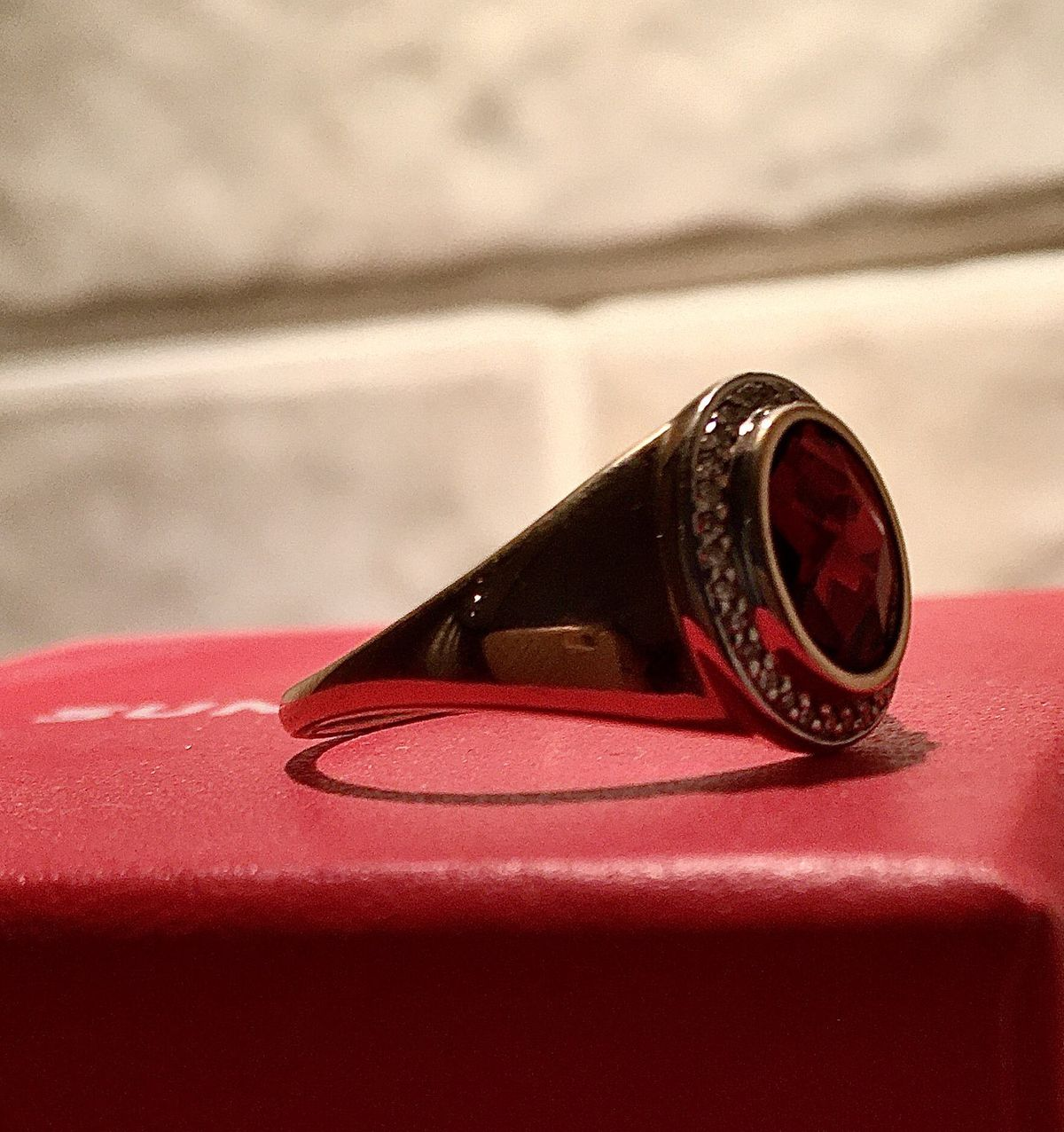 Отличное кольцо для мамы
