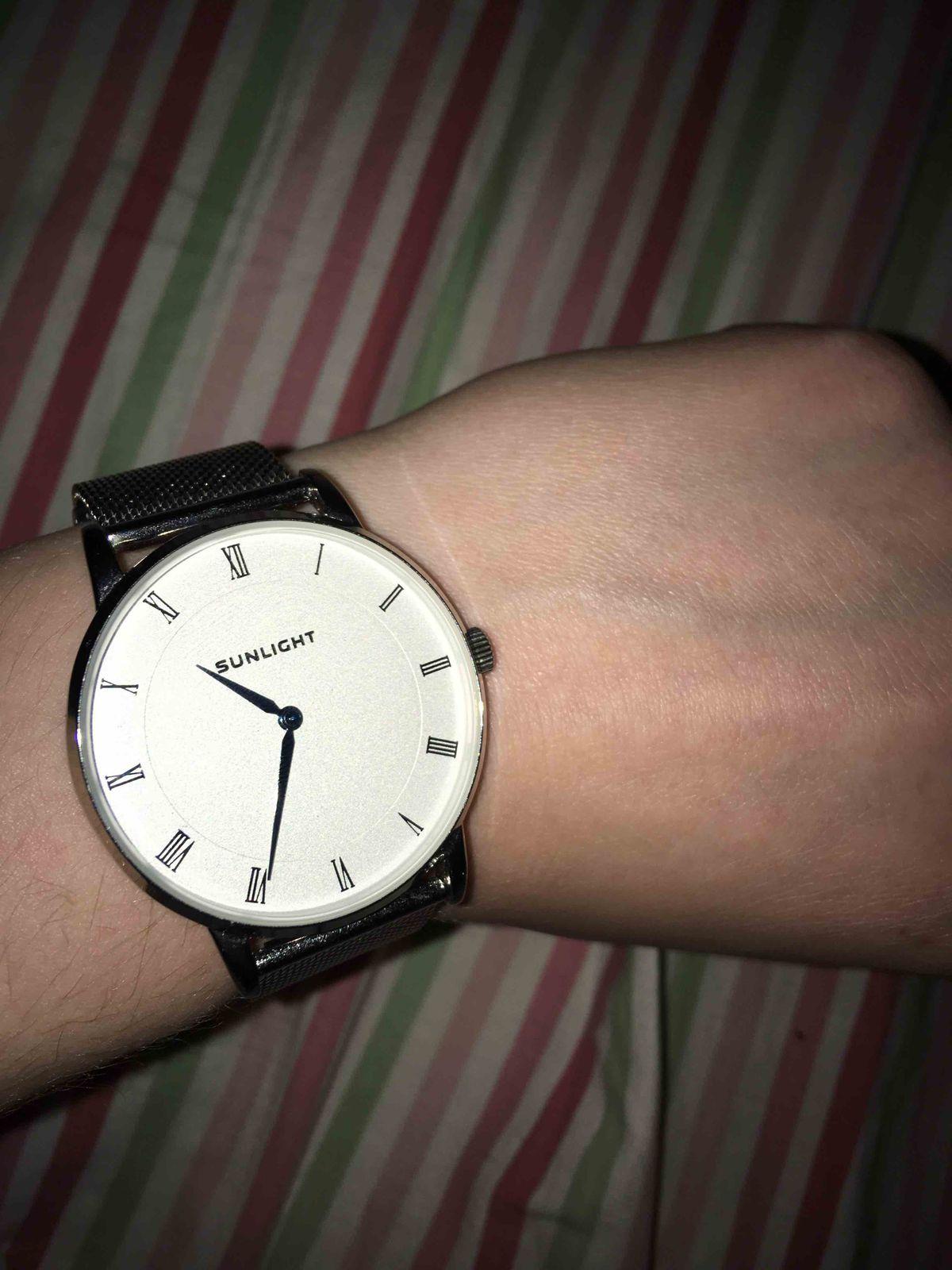 Эти часы самые лучшие!