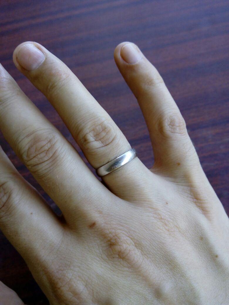 Кольцо мужа