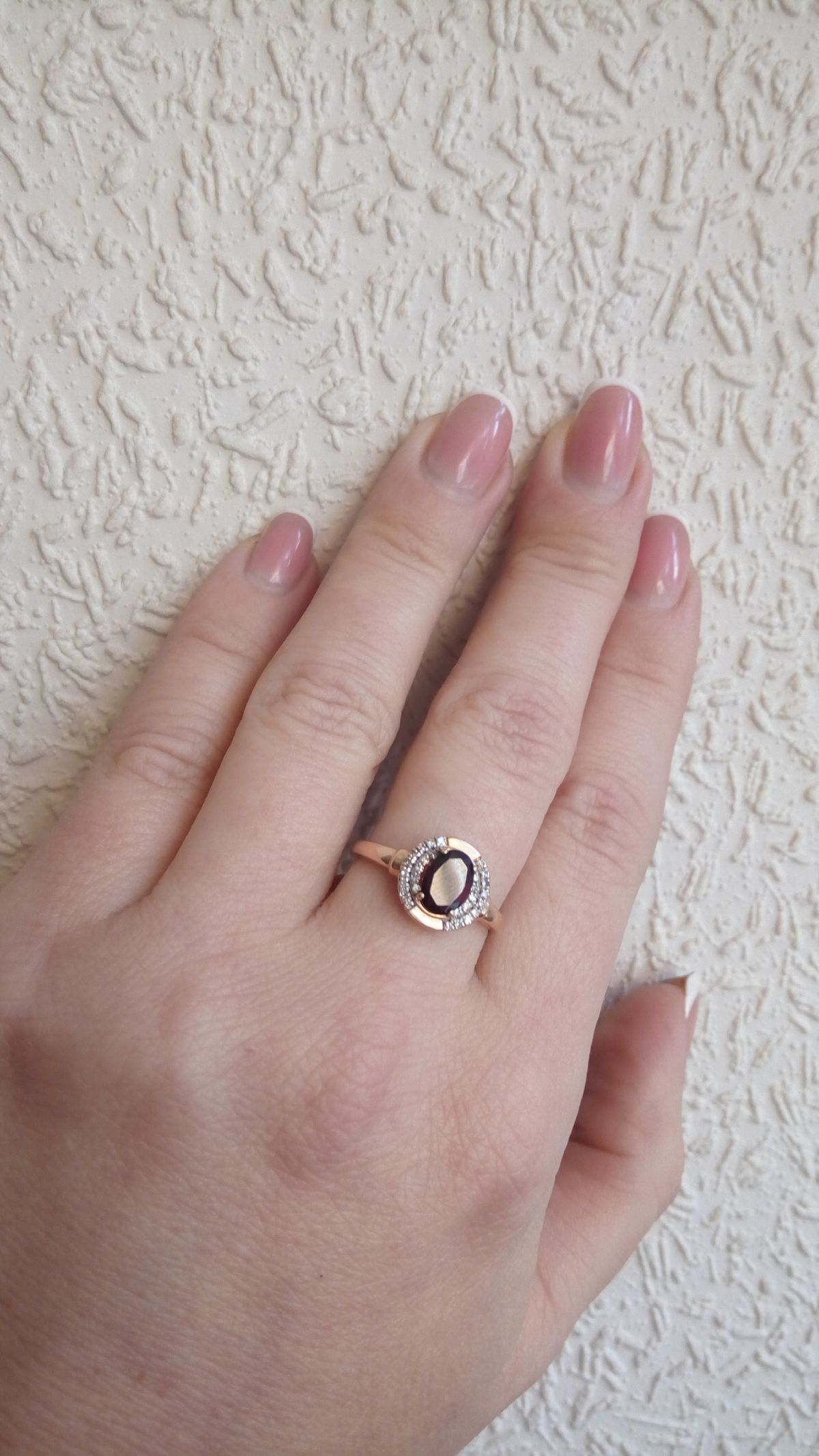 Очень нравится это кольцо