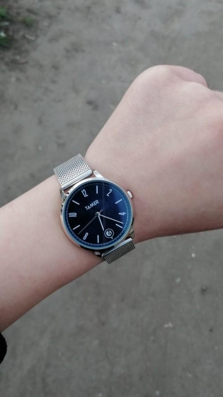 Купила часы в подарок сестре.