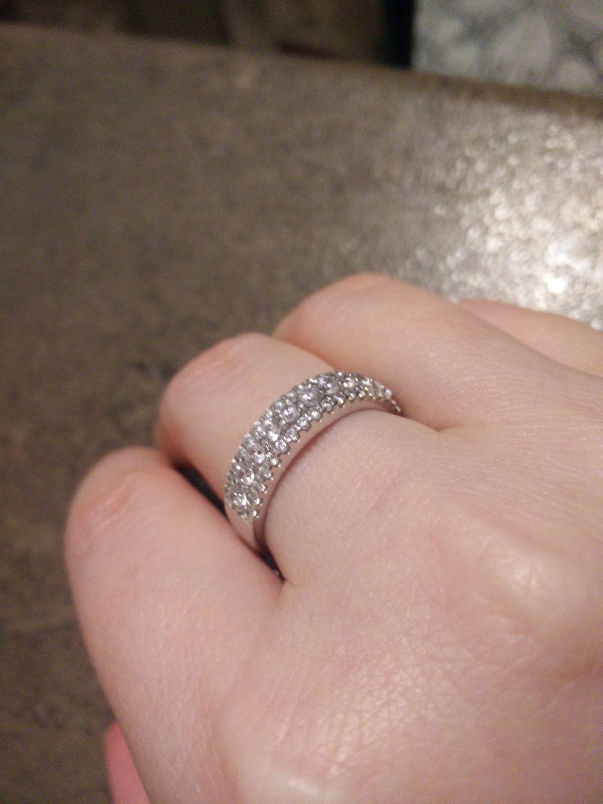 Рекомендую,прекрасное кольцо!
