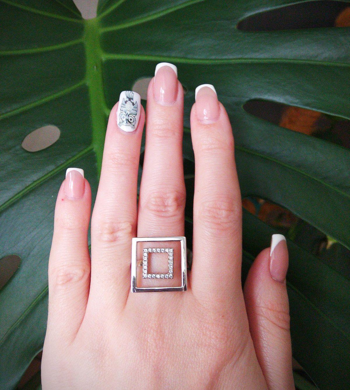 Я влюбилась в это кольцо!