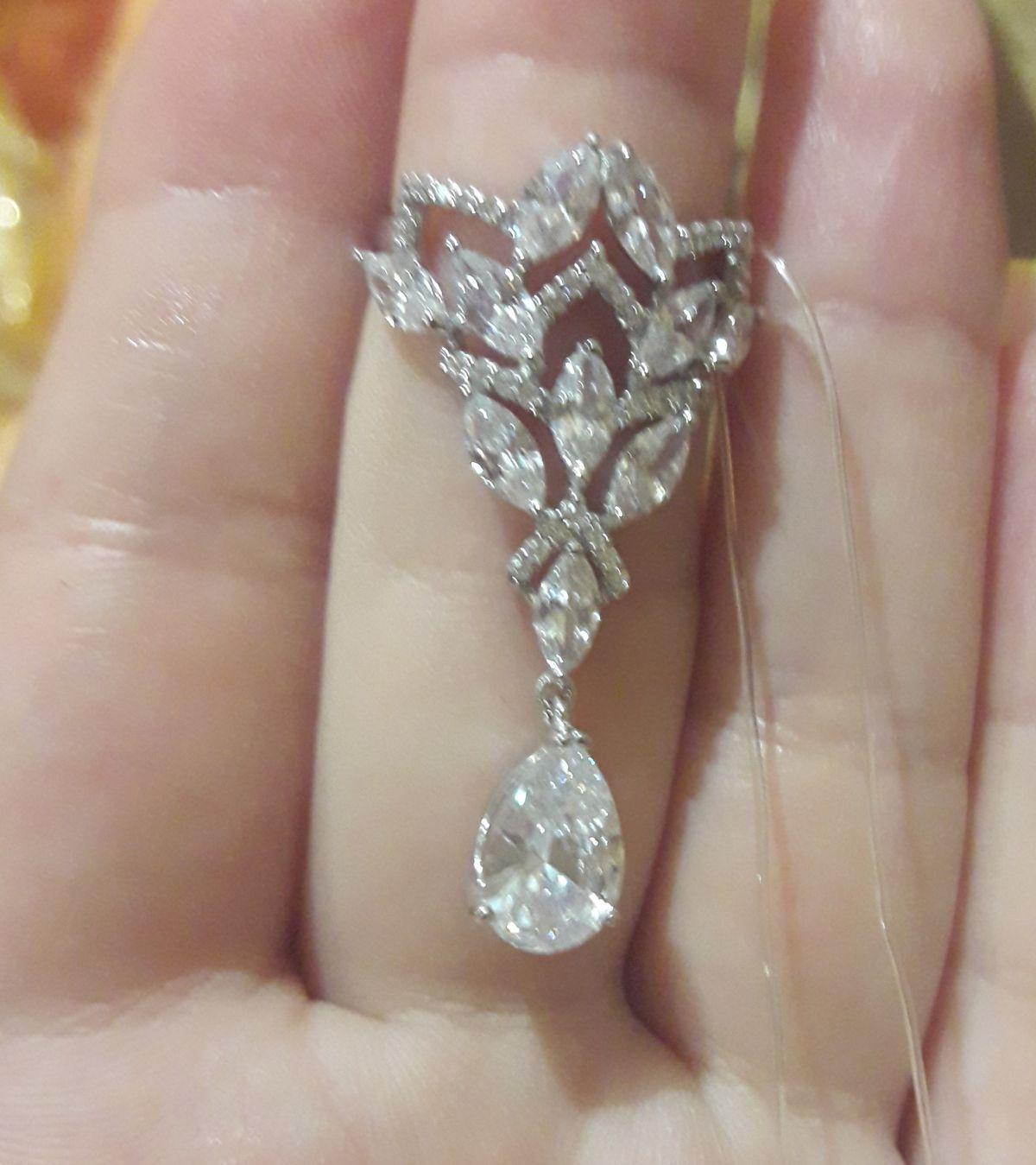 Шикарное восточное кольцо