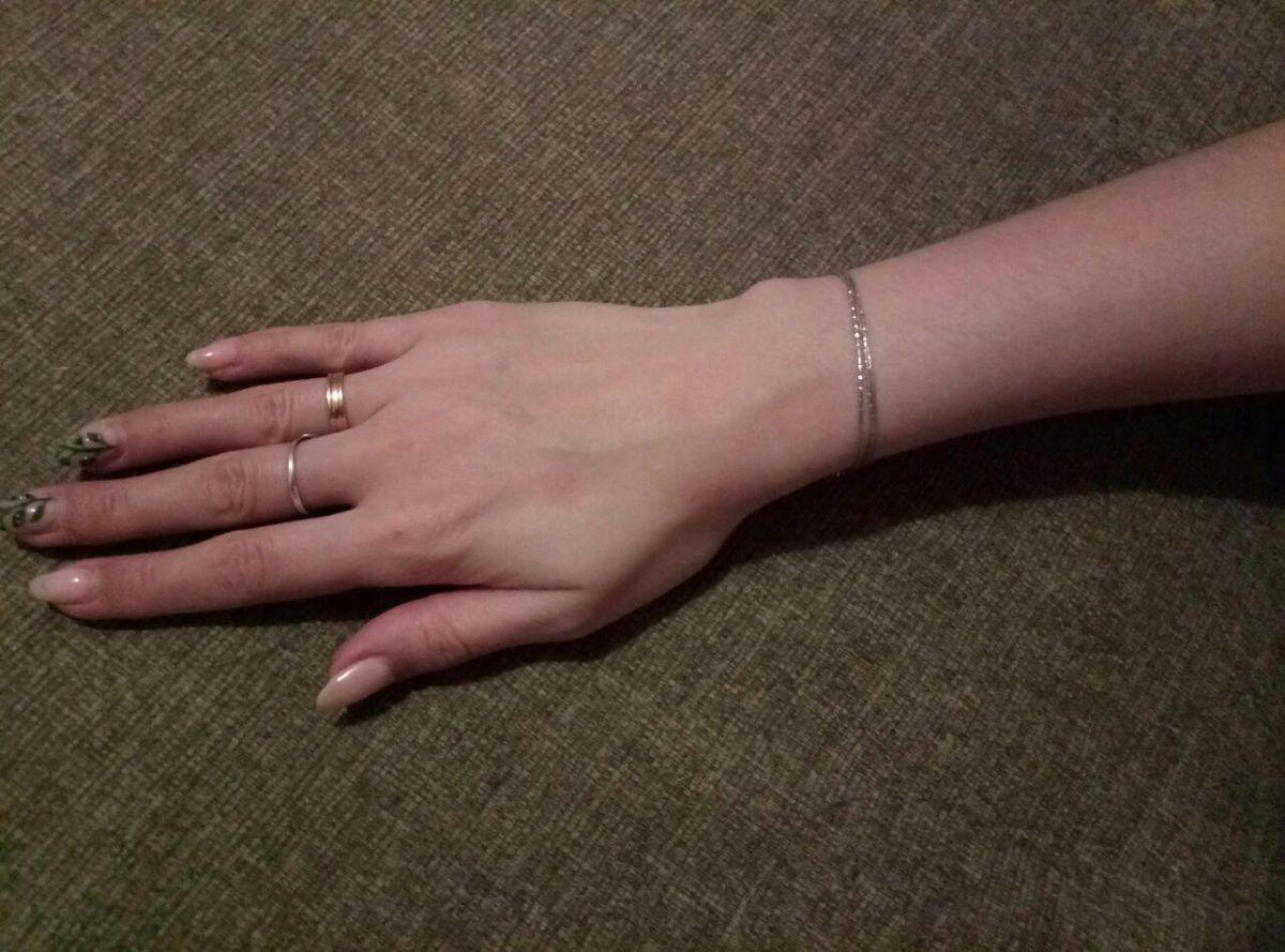 Цепочка - браслет