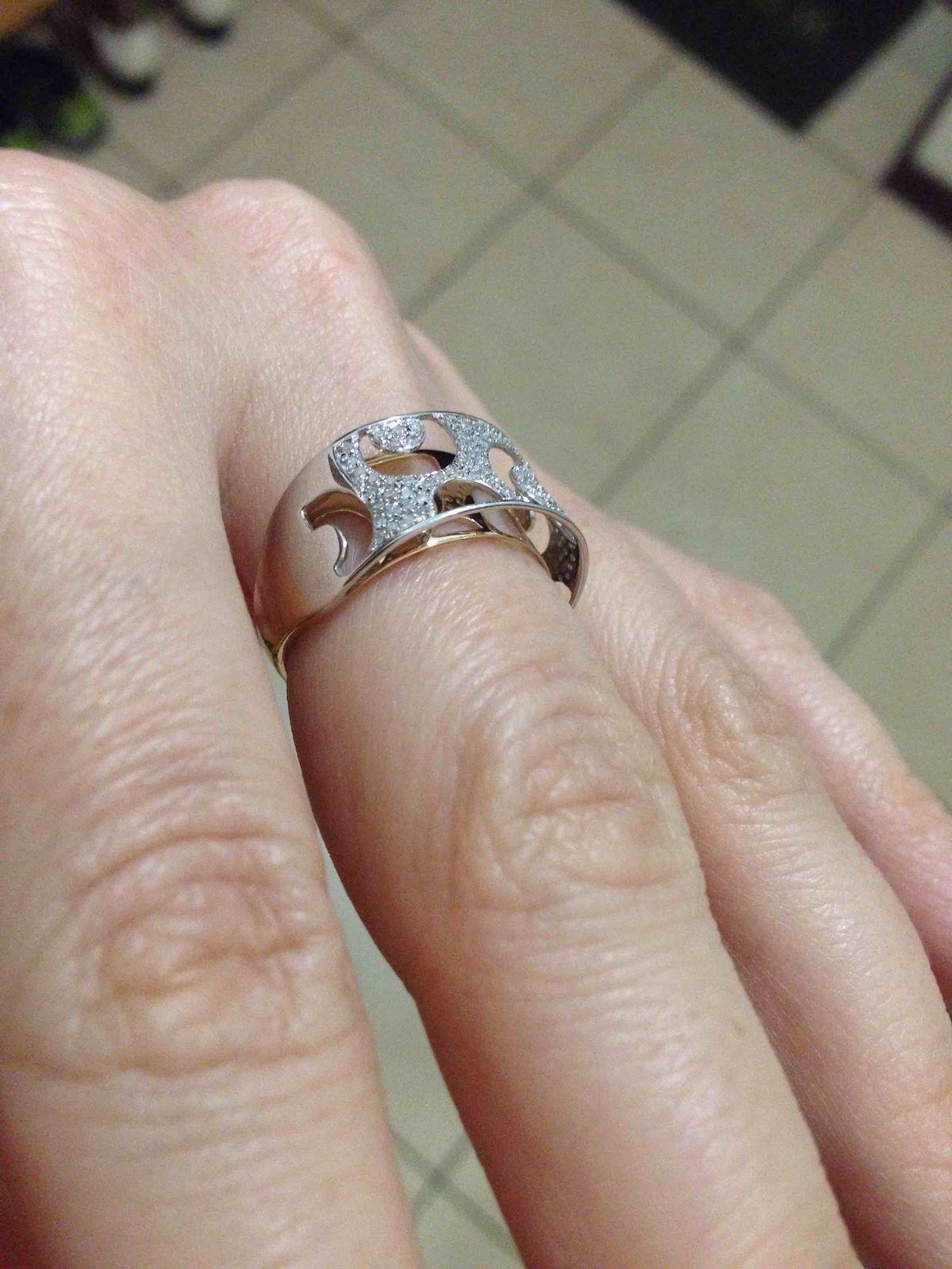 Двухслойное кольцо