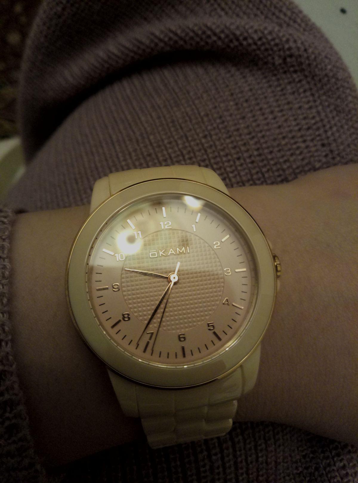 Любимые часы!!!