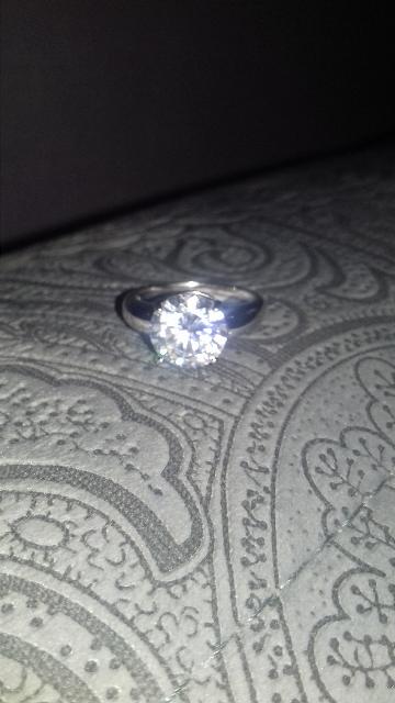 Кольцо серебряное кольцо с фианитом